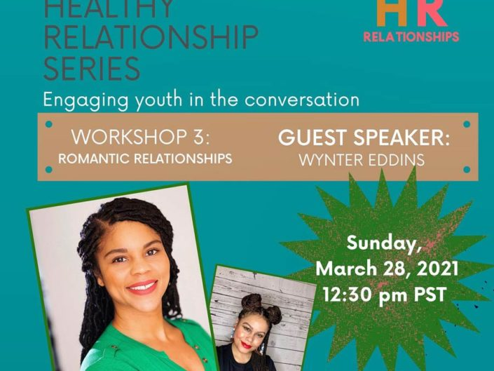 SYI Healthy Relationship Series – 2021